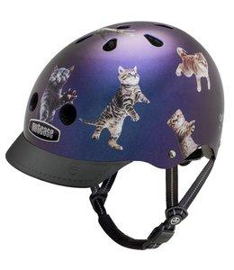 Nutcase Nutcase Street Helmet Space Cats Small