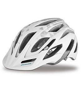 Specialized Specialized Andorra Helmet Womens White / Emerald Green Large