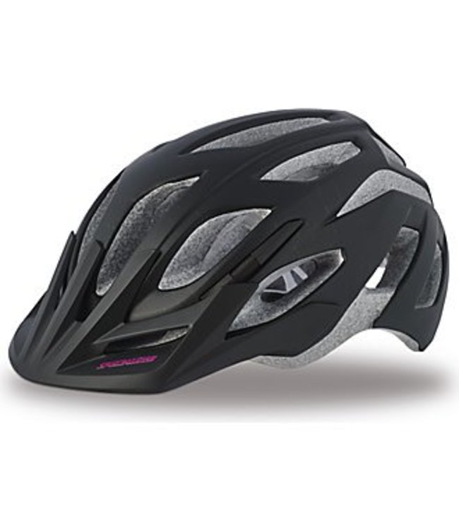Specialized Specialized Andorra Helmet Womens Black / Pink Large