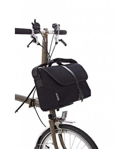 Brompton Brompton Shoulder Bag Black w/ Cover Frame