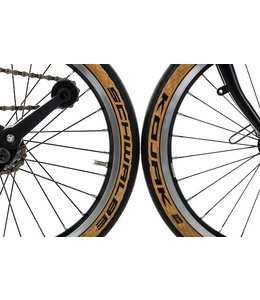 Schwalbe Schwalbe Tyre  Kojak Tan Sidewall 16 x 1.25 (32 349)