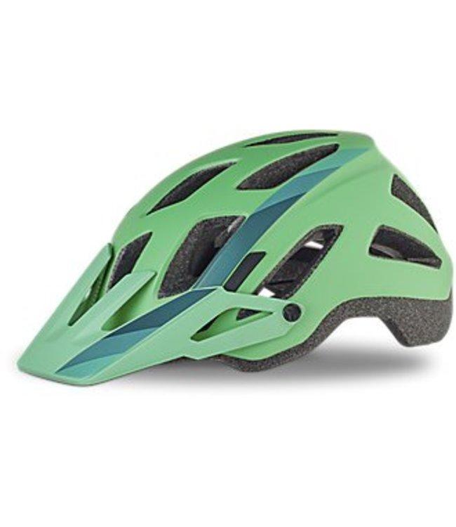 Specialized Specialized Helmet Ambush Comp Matte Mint Linear Fade Medium