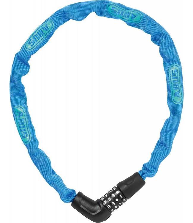 Abus Abus Lock Steel-O-Chain Combo 5805 Blue 75cm