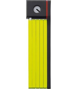 Abus Abus Lock Bordo U Grip 5700 Lime 80cm