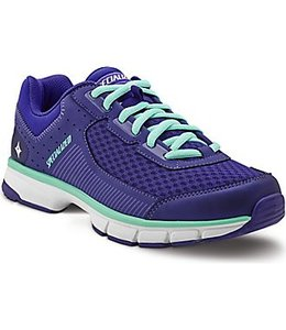 Specialized Specialized Shoe Cadette Women Indigo / Teal / White 37