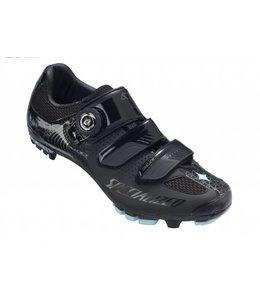 Specialized Specialized Shoe Cascade MTB Black / Teal 39