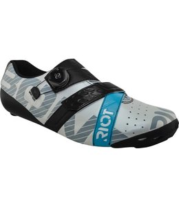 Bont Bont Shoe Riot Road+ Boa Pearl White / Black 43