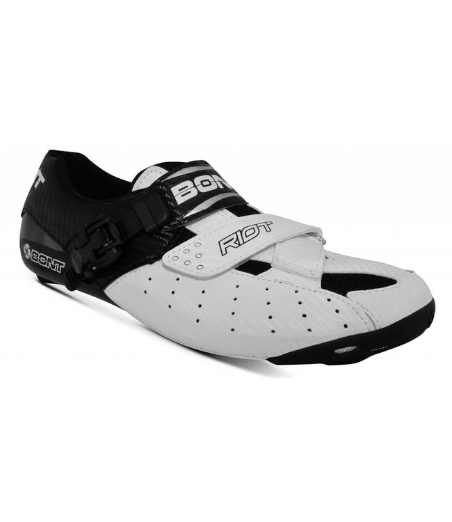 Bont Bont Shoe Riot White / Black 43