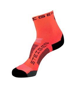Steigen Steigen Sock 1/2 Fluoro Red