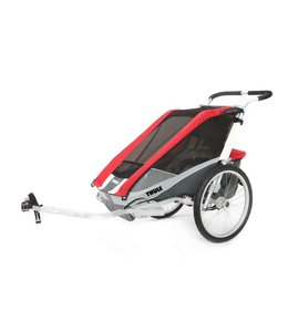Thule Thule Chariot Cougar 1 Red