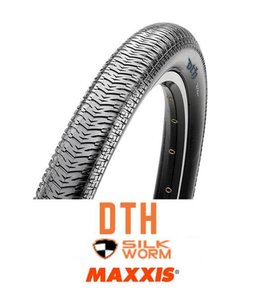Maxxis Maxxis Tyre DTH 26 x 2.3 Wirebead