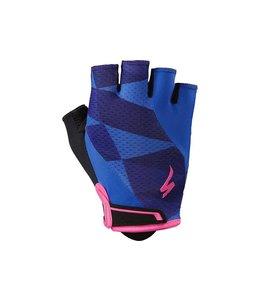 Specialized Specialized BG Gel Glove Short Finger Wmn Indigo/NeonPink M