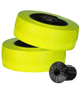 Supacaz Supercaz Bar Tape Sticky Kush Neon Yellow