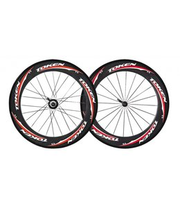 Token Token T5 Carbon Wheel Tubular Front Only