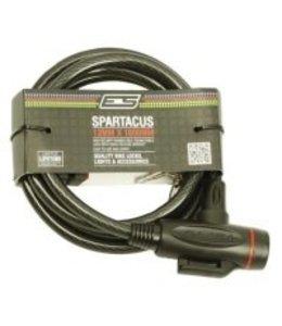 Echelon Sports ES Coil Lock Keyed Spartacus 12 x 1800mm