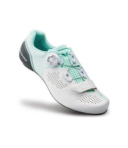 Specialized Specialized Shoe Zante Road Womens White / Turquoise 40