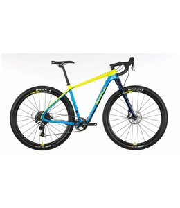 Salsa Salsa Cutthroat Rival 1 Blue / Yellow Medium