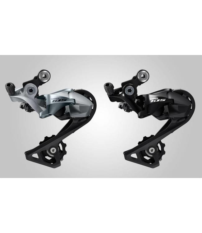 Shimano Shimano Rear Derailleur 105 RD - R7000 11 Speed Medium CageBlack