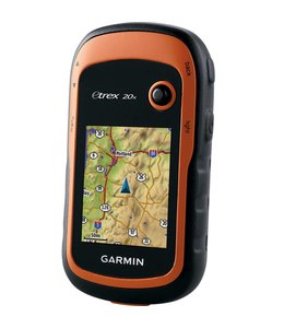 Garmin Garmin ETrex20 Hand Held Base Maps