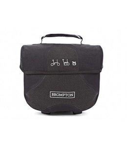 Brompton Brompton Mini O Bag Black Hi Vis
