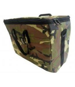 Brompton Brompton Val Folding Basket CamouFlage