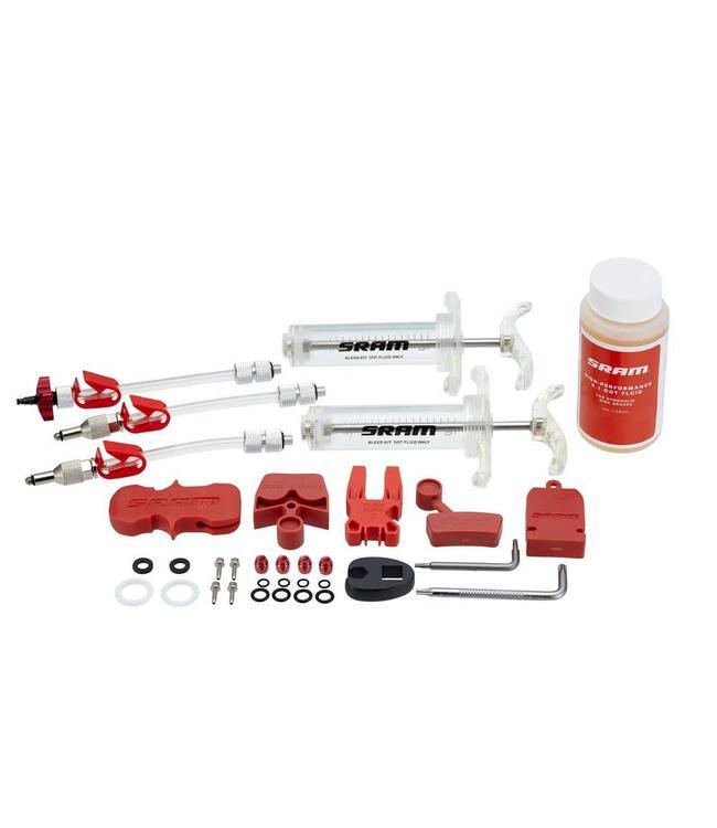 Sram SRAM Pro Brake Bleed Kit Inc Fluid