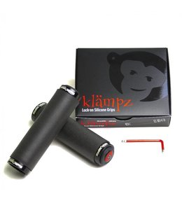 RedMonkey RedMonkey klampz LockOn Silicone Grips Black