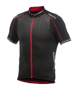Craft Craft Jersey Glow Men Red Black Medium