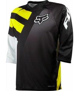 Fox Fox Jersey Covert 3/4 Black Yellow Large