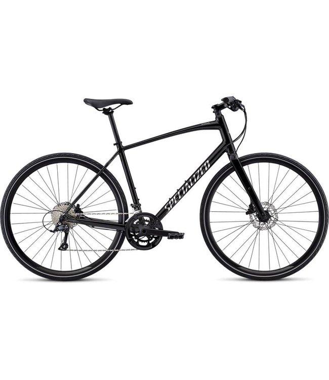 Specialized Specialized 18  Sirrus Mens Sport Black Chrome/Chrome XL