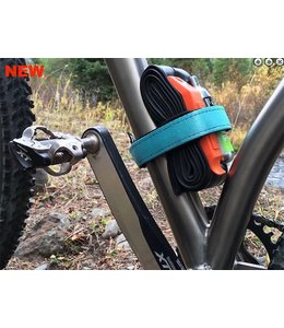 back country research Back Country Research Mutherload Frame Mount 1 Inch Strap - Premium Hypalon Black