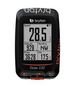 Bryton Bryton GPS Computer Rider 330 Bundle