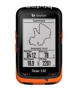 Bryton Bryton GPS Computer Rider 530 Bundle