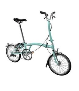Brompton Brompton 17 H6L Turkish Green 12%