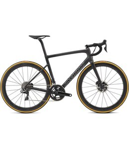 Specialized Specialized 18 S Works Tarmac Disc SL6 Di2 Satin Black  Silver Holo Clean 54