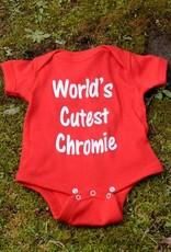 World's Cutest Chromie Onesie