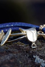 English Saddle Bracelet