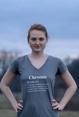 """Chromie"""" Definition Tee"""