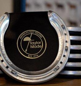 TM Horseshoe Leather Coaster