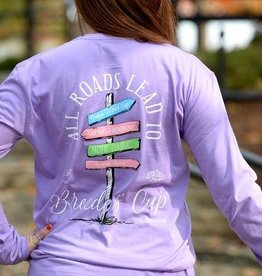All Road's Lead to Breeders' Cup - Long Sleeve