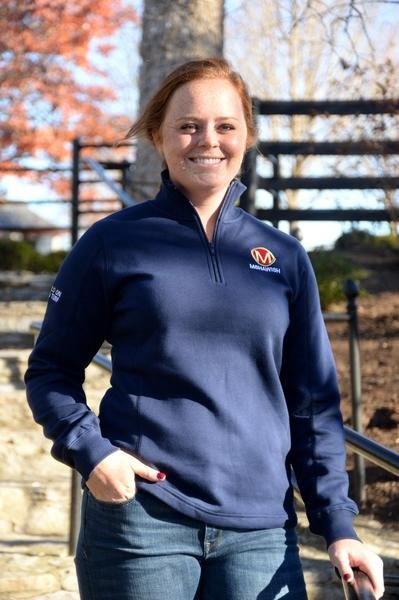 Mshawish Half Zip Pullover - Ladies