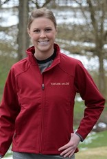 Taylor Made Ladies Soft Shell Full Zip Jacket