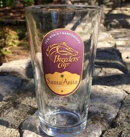 California Chrome Breeders' Cup Pint Glass