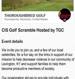 CIS Golf Scramble