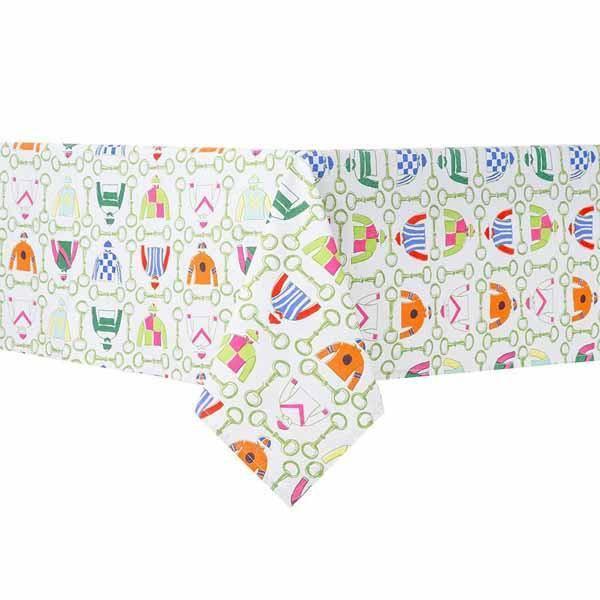 Pomegranate Pick Six Tablecloth 60x90