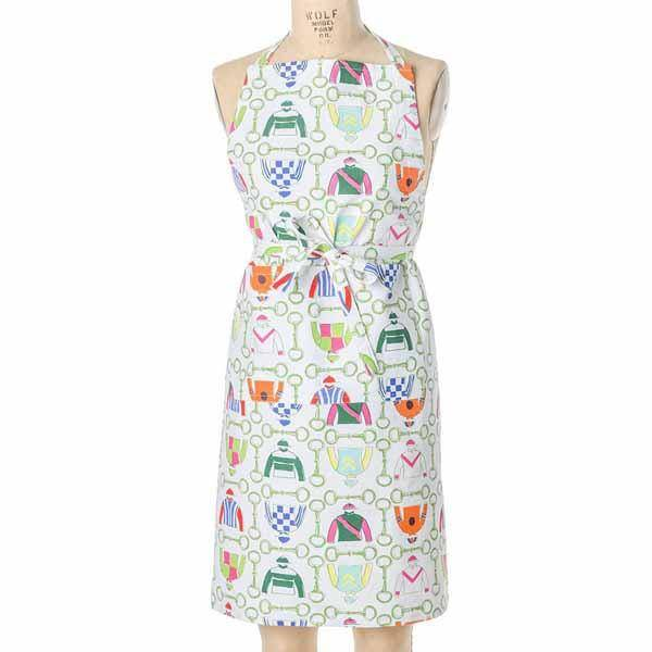 Pomegranate Pick Six Apron