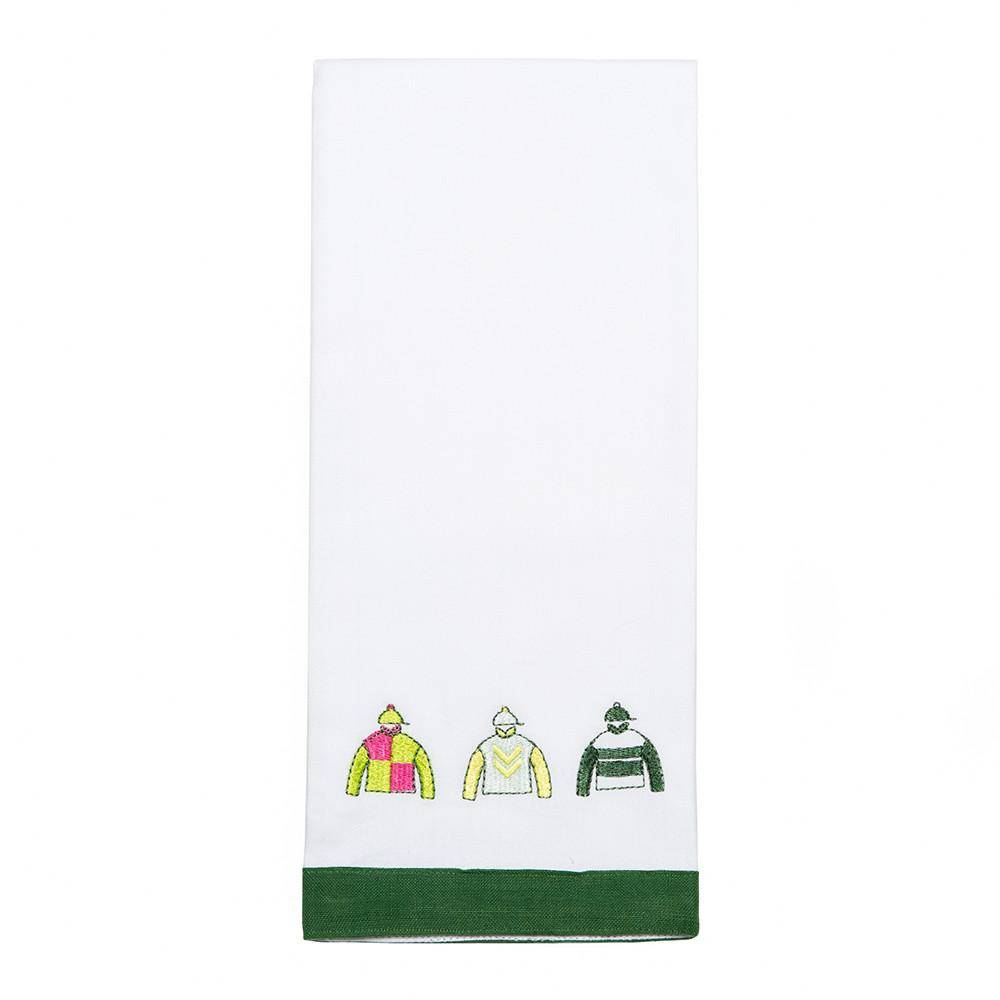 Pomegranate Trifecta Hand Towel