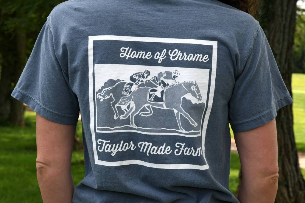 Home of Chrome Tee