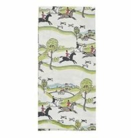 Pomegranate The Hunt Tea Towel