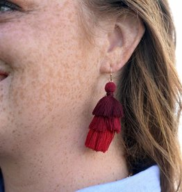 Judson & Company Tassel Earring